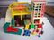 FISHER PRICE VTGE GARAGE