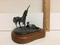 Estate 3 Large Pewter Unicorn Shelf Décor Collection