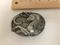 Estate vintage Pewter Unicorn Belt Buckle & Lapel/Jacket Pin