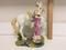 Estate Fairy w/Unicorn & Unicorn Candle Holder
