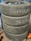 Four 225x65xR17 All Seasons tires on Rims - $360