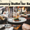 Well Established Country Buffet for Sale