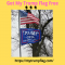 "Trump Flag ""Keep America Great!"" 2020"
