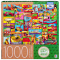 Vintage Tin Toys (used 1000 PC jigsaw puzzle)