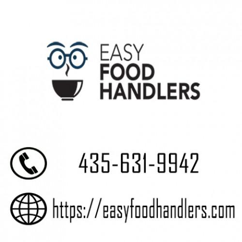 Easy Food Handlers - Asking $2.00