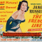 The French Line~1954~DVD -R~JANE RUSSELL~GILBERT ROLAND~FREE S&H