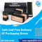 Safe and Free Delivery Of Packaging Boxes – RegaloPrint