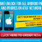Free IMEI and SIM unlock for iPhone or Android Device