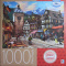 Dominic Davison: German Market Town (used 1000 PC jigsaw puzzle)