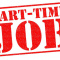 Parttime jobs