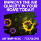 Improve Your Home's Air Quality Today!