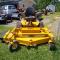 "Walker Commercial MBSY Mower 60"" Deck 23.6HP Yanmar Diesel 89.3H"