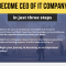 Become CEO of An IT Company