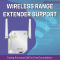 Wireless Range Extender Support