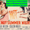 Hot Summer Night~1957~DVD -R~Leslie Nielsen~James Best~FREE SHIP