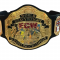 ECW World Heavyweight Wrestling Champion Belt Zinc Plates