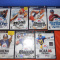 7 SONY PLAYSTATION SPORTS GAMES 5 COMPLETE, 2 HAVE NO MANUALS
