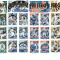 Lot of Baseball MLB Pro Stamps Team Set Collectibles 1996