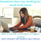 Pandemic have you looking for work from home Business
