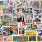 Lois B. Sutton: Vintage US Stamps (used 1000 PC jigsaw puzzle)