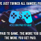 Start Getting Some of the Money Back You Shelled Out For Games!