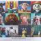 Lucia Heffernan: Funny Animals (used 1000 PC jigsaw puzzle)