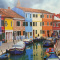 Bon Voyage: Venice (used 1000 PC jigsaw puzzle)