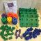 Gears Gears Gears! 96 Pieces with Instructions EUC in Box