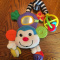 Fisher Price Monkey Mobile with Sounds & Activities