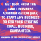 Get $50K From SBA To Start Any Business Or Use For Existing