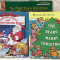 3 Vintage Children's Christmas Books