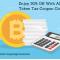 Token Tax Coupon Code 2021