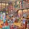 Steve Crisp: Local Bookstore (used 1000 PC jigsaw puzzle)