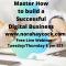 No Cost Webinar - Master a Successful Digital Business
