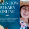 Work from home and earn online