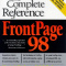 FrontPage 98: The Complete Reference (used paperback)