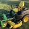 John Deere ZTRAK Z655 Mower with NEW MOTOR!