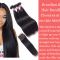 Mother's Day Look Trendy with Brazilian Straight Hair Closures