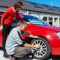 Visit The Wheel  Magician, for Brake Dust Removal