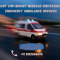 Ambulance Services from Patna to Gaya for Emergency Patient Tran