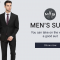 Men Suits   Bespoke Tailor   Custom Made Suits