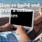 Learn How to start your own online business, FREE Webinar