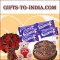 Send Bhai Dooj Gifts to your Brother at his location