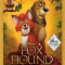 Fox and the Hound/Fox and the Hound 2 (used Blu-ray/DVD combo)