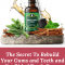Powerful Sour Liquid To Support The Health Of Your Teeth With 10
