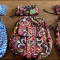 New Vera Bradley Backpack and Matching Zip Wallet